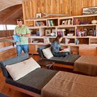 Tierra patagonia sala leitura
