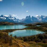 Vista Picos Torres del Paine, Pacote Chile