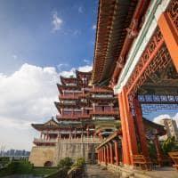 Arquitetura chinesa antiga