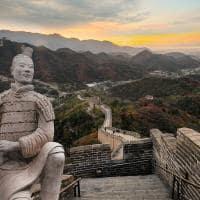 Exercito terracota muralha china