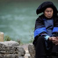 mulher chinesa yunnan