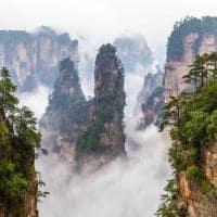 Parque Nacional Zhangjiajie China