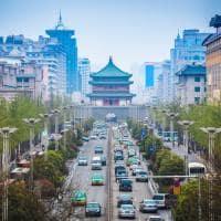 Rua Xian Torre Sino China