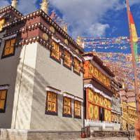 Zhongdian monasterio songzanlin
