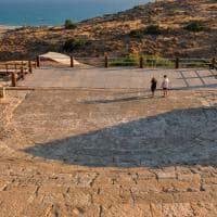 Kourion anfiteatro chipre