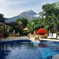 Nayara gardens piscina