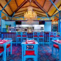 Nayara gardens restaurante