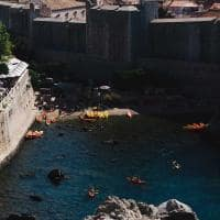 Caiaque mar adriatico