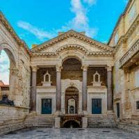 Palácio de Diocleciano - Split, Croácia.