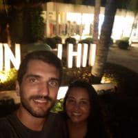 Vinicius e Carla_Maldivas