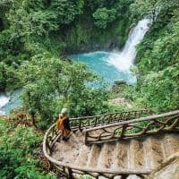 Costa rica floresta tropical