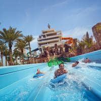 Atlantis the palm aquaventure hydraracers