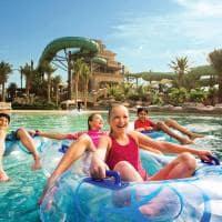 Atlantis the palm aquaventure lazy river
