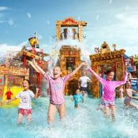 Atlantis the palm aquaventure splashers