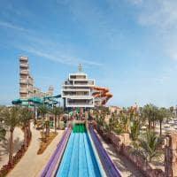 Atlantis the palm aquaventure tridenttower