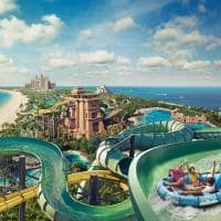 Atlantis the palm aquaventure