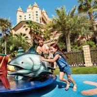 Atlantis the palm criancas area externa