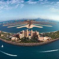 Atlantis the palm vista aerea