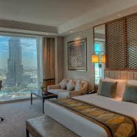 Luxury Burj View