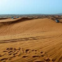 Pacote Dubai safári deserto