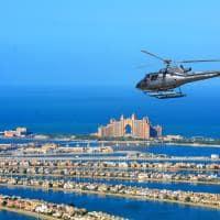 Visitdubai passeio helicoptero