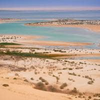 Egito lago qaroon fayoum