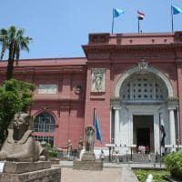 Museu Egípcio, Cairo.