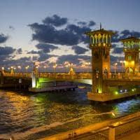 Ponte Stanley, Alexandria, Egito