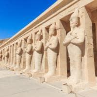 Templo de Hatsheput, Luxor.
