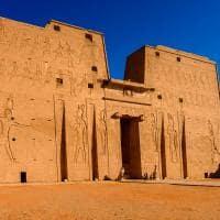 Templo de Hórus, Edfu.