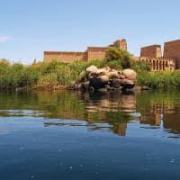 Templo de Isis, em Aswan