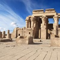 Templo Kom Ombo, Luxor.