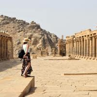 Templo Philae, em Aswan - Egito