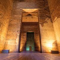 Templo Philae, em Aswan.