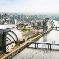 Glasgow Reino Unido Escocia