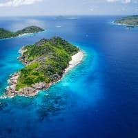 Felicity & Sisters Island - Seychelles