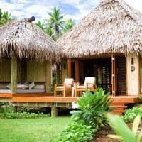 Beachfront Bure, Likuliku Lagoon Resort
