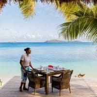 Café da manhã, Kokomo Private Island Resort