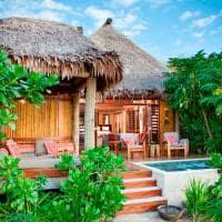 Deluxe Beachfront Bure, Likuliku Lagoon Resort