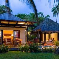 Exterior Beachfront Villa, Matamanoa Island Resort