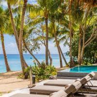 Exterior One Bedroom Beachfront Villa, Kokomo Private Island Resort