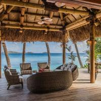 Outdoor living, Kokomo Private Island Resort