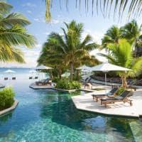Piscina, Likuliku Lagoon Resort