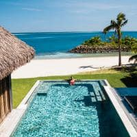 Piscina Six Senses Fiji