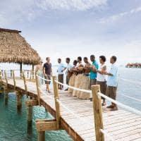 Recepção, Likuliku Lagoon Resort