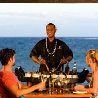 Restaurante Vale Ni Biau, Matamanoa Island Resort