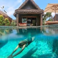 Pool Vill Six Senses Fiji