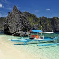 Ilha Shimizu, em El Nido, Filipinas