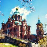 Catedral Ortodoxa de Uspenski - Helsinki, Finlândia.