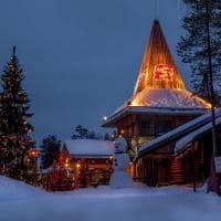 Escritório do Papai Noel - Lapônia, Finlândia.